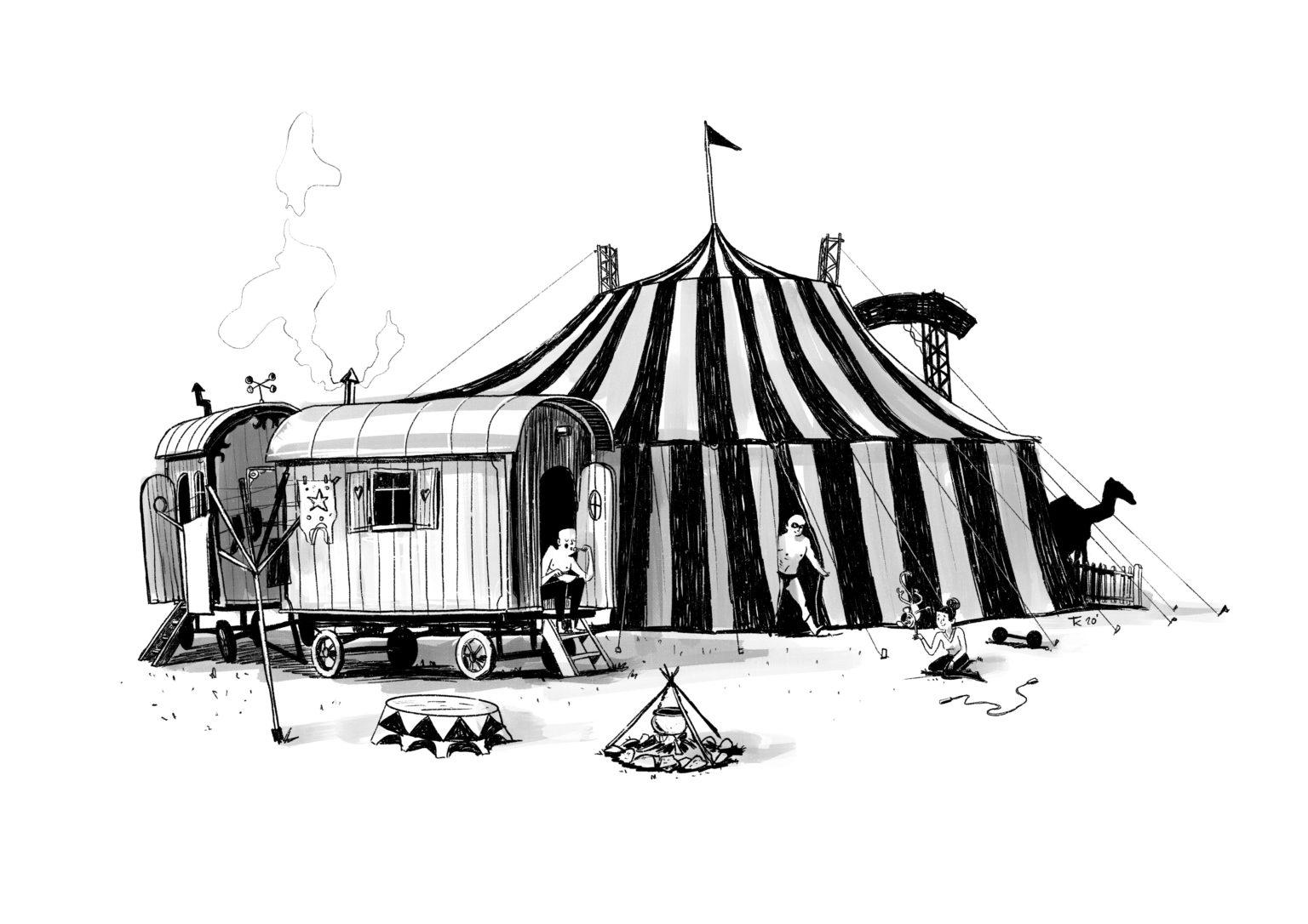 Cirkus Bertuska